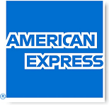アメックスのロゴ