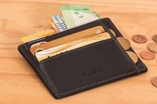 クレジットカードとお財布