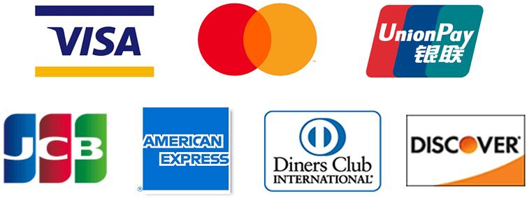 国際ブランドのロゴ