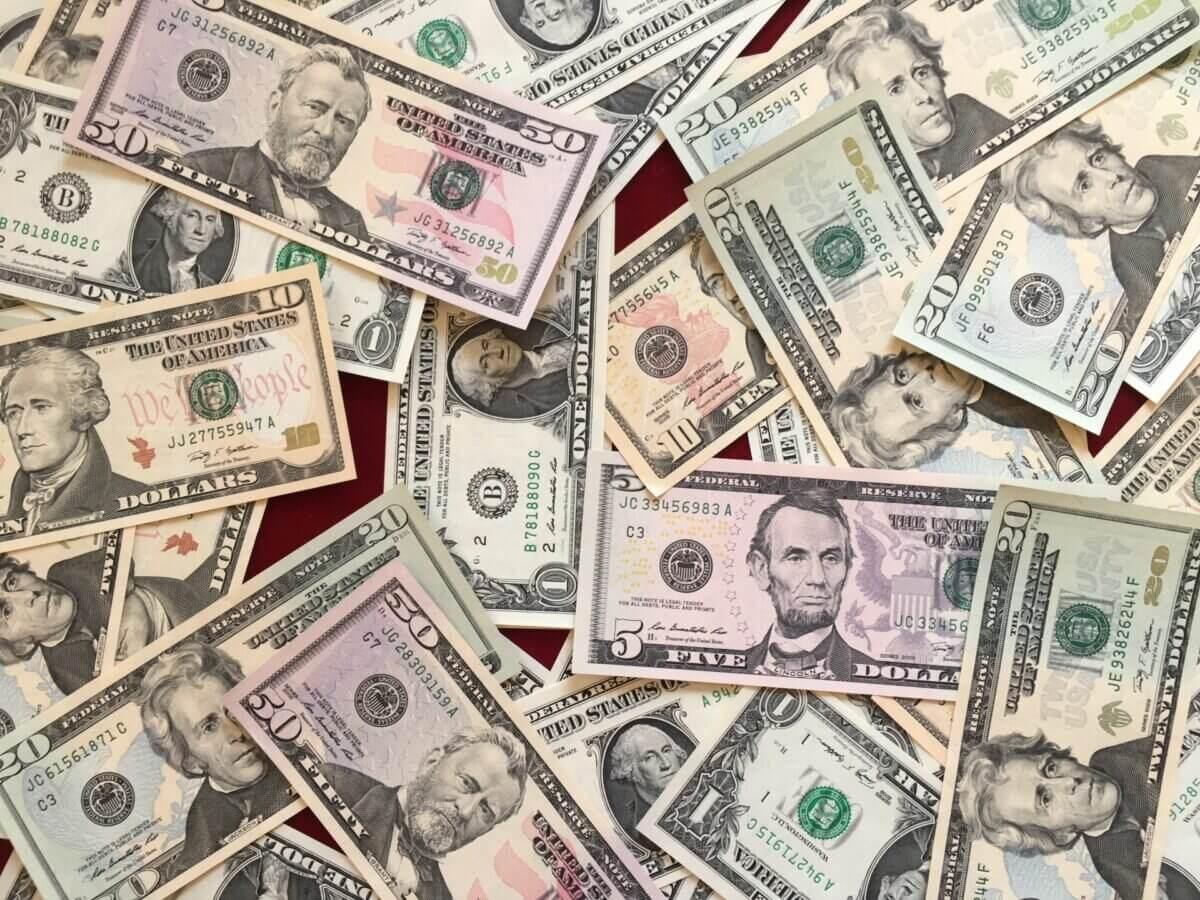 外貨(米ドル)